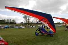G-BZUZ Hunt Wing Avon -Blade R100-1 [BMAA HB 162] Popham 020509