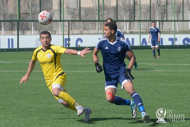 FC Banants VS FC Alashkert 2-1