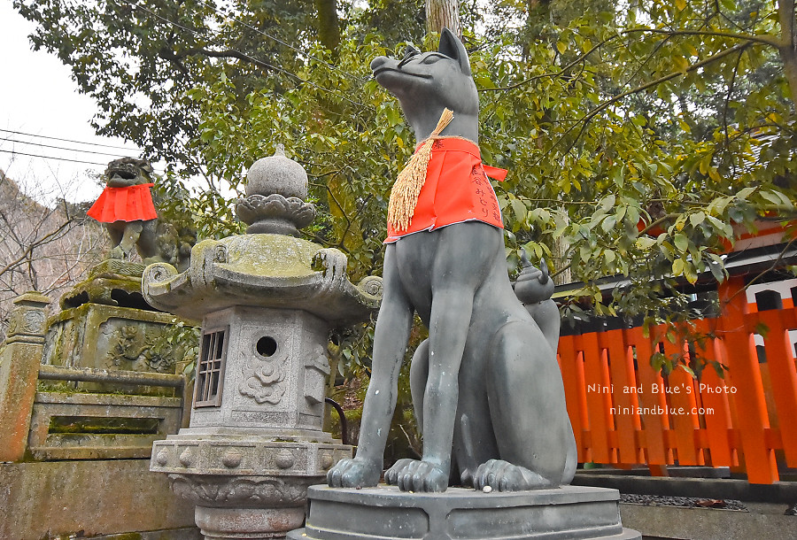 京都景點推薦 伏見稻荷神社 鳥居 怎麼去19