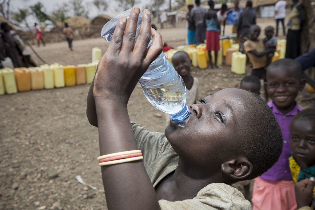 Water, sanitation and livelihood for refugees from South Sudan