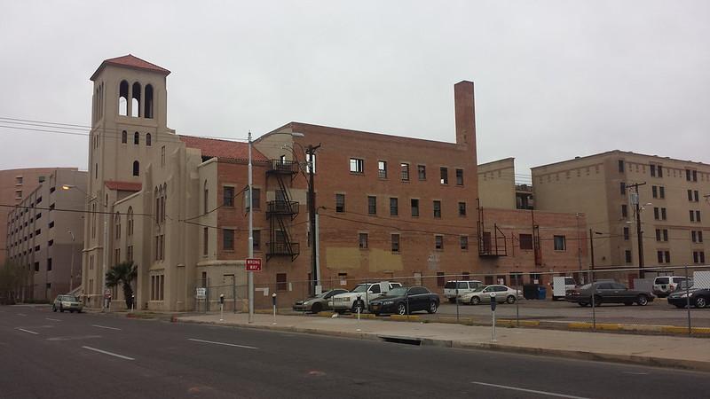 Monroe St Abbey, downtown Phoenix