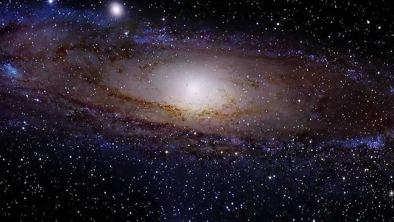 Voici un time-lapse montrant la formation de l'univers et de la Terre