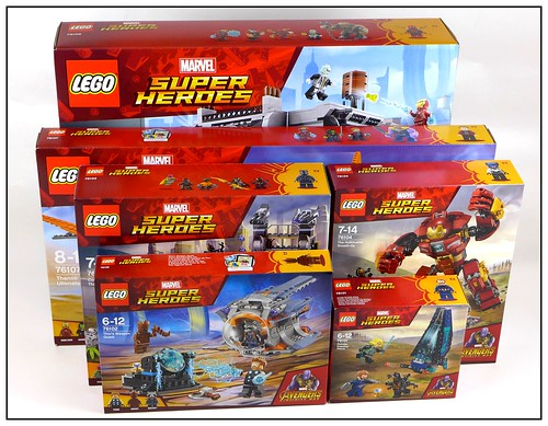 LEGO 2018 Marvel Super Heroes Avengers Infinity War box 01
