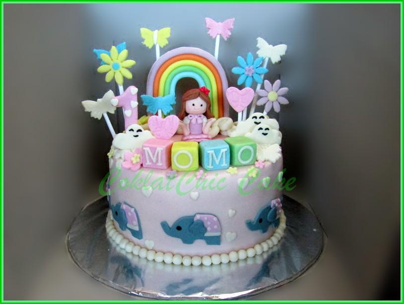 Cake Baby - MOMO 18 cm
