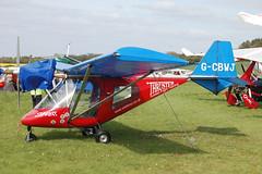 G-CBWJ Thruster T600N [0092-T600N-069] Popham 020509