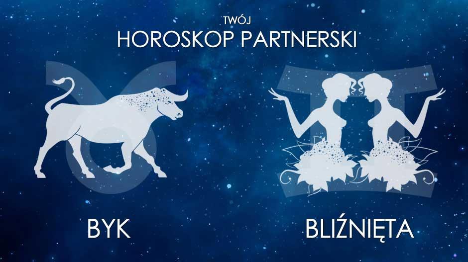 Horoskop partnerski Byk Bliźnięta