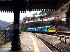 Arriva Trains Wales 143606 - Pontypridd