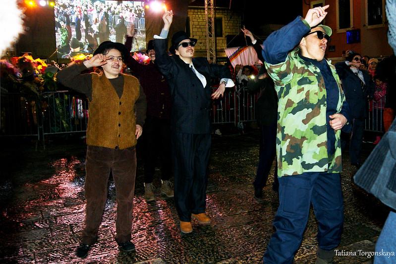 "KUD ""Ilija Kišić"" на херцегновском карнавале"