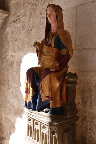 Réplica da Virgen del Milagro. Março de 2018
