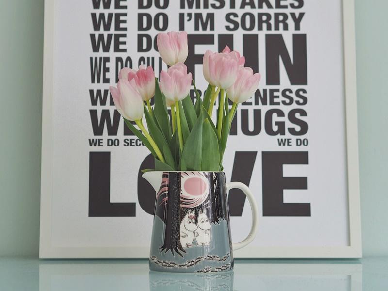 tulppaanit kevät