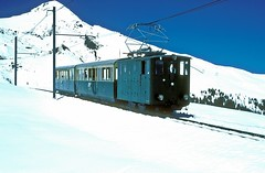 - Schweiz  WAB  E51  bis
