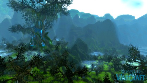 Warcraft Scenary