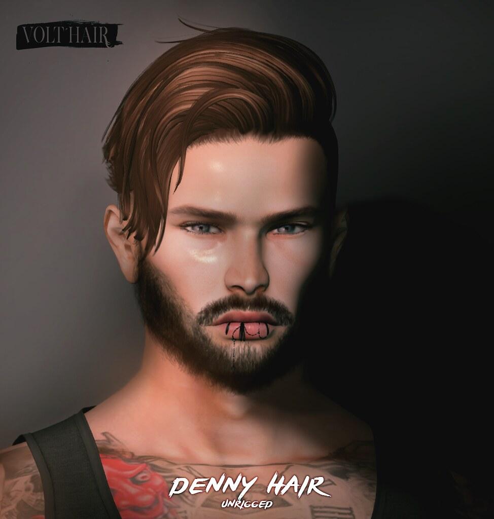 Denny Hair - TeleportHub.com Live!