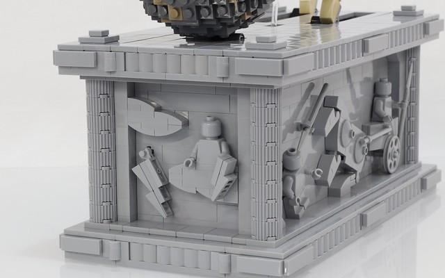 Redesigning Sisyphus Jk Brickworks