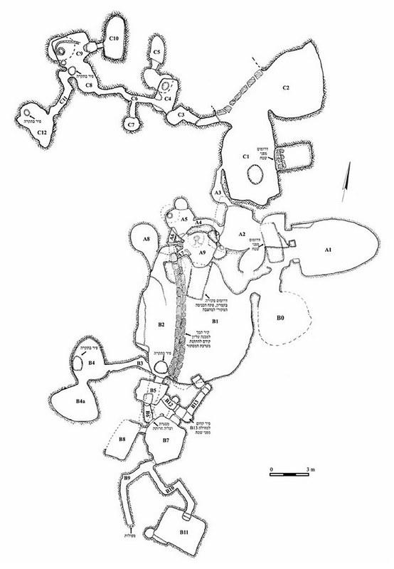 Hurvat-Burgin-hiding-complex-H-plan-zg-1