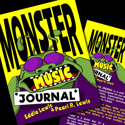 Monster Music Journal
