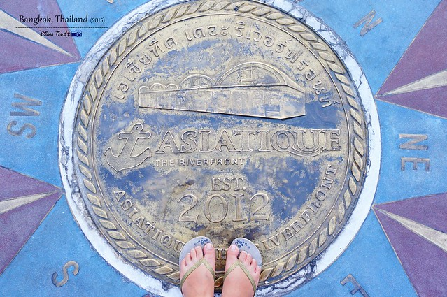 2015 Bangkok Day 3- Asiatique The Riverfront 02