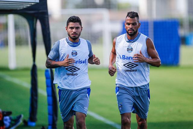 Treino Grêmio 08/03/18