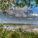 Laugharne Estuary. by Musicaltony