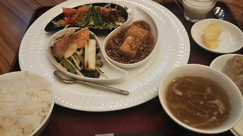 中国料理 桜華樓 検診ランチ