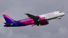 Airbus A320-232 / Wizzair / HA-LWO