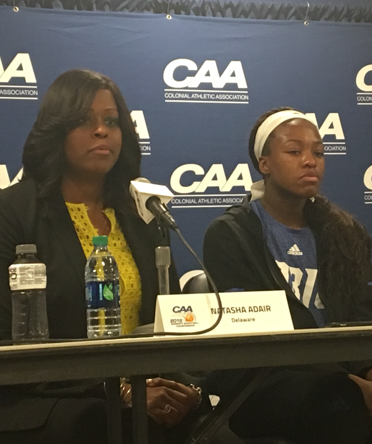 Women's team falls in CAA Semifinals to Drexel; Championship game drought reaches five years