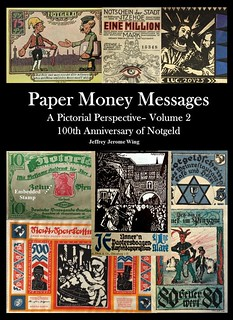 Paer Money Messages Vol 2 cover