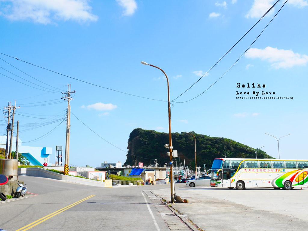 象鼻岩番仔澳酋長岩公園怎麼去交通方式公車 (1)