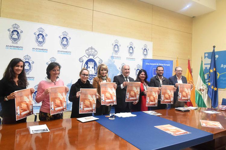 RUEDA DE PRENSA DE PRESENTACIÓN DE LOS XXXIII CURSOS INTERNACIONALES DE OTOÑO DE LA UCA EN ALGECIRAS1