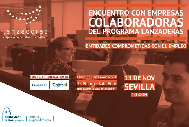 Encuentro Sevilla- Empresas Comprometidas con el Empleo