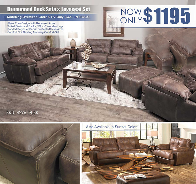 Drummond Dusk Sofa Loveseat Set_4296_NewImage