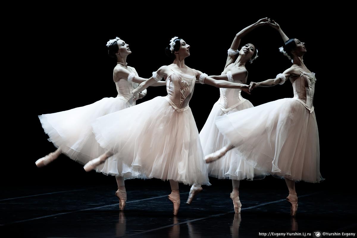 Премьера балета Жар-птица в постановке Дагласа Ли