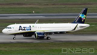 Azul A320-251N msn 8679