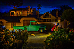 Seein' Waldo & Mikey Down by the Street Light