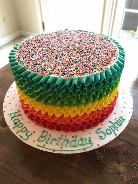 Cake by Kim's Cakes, Ridgewood