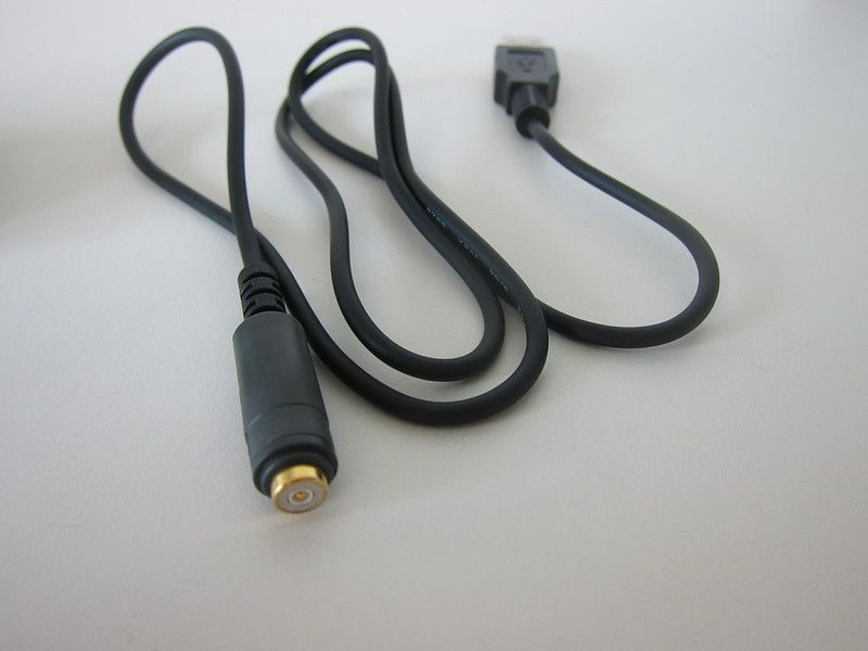 Casio WSD-F30 - USB Charging Cable