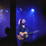Mon, 12/11/2018 - 7:38am - Jim James Live at McKittrick Hotel, 11/12/18 Photographer: Gus Philippas