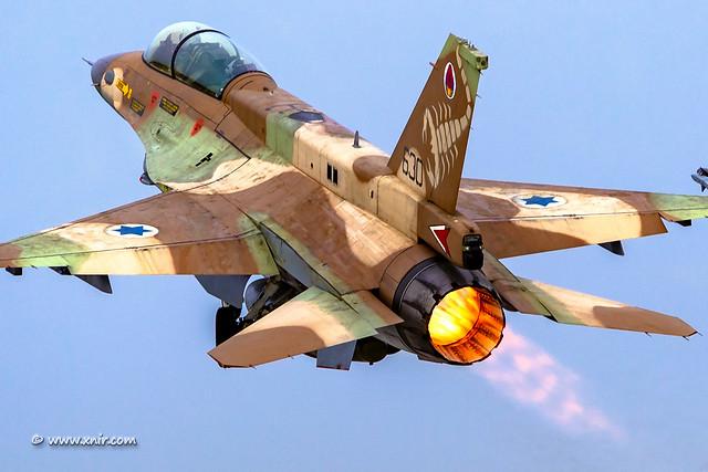 Afterburner Thursday! © Nir Ben-Yosef (xnir) חיל האוויר