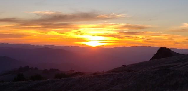 Murder Mountain, Alderpoint road Humboldt county