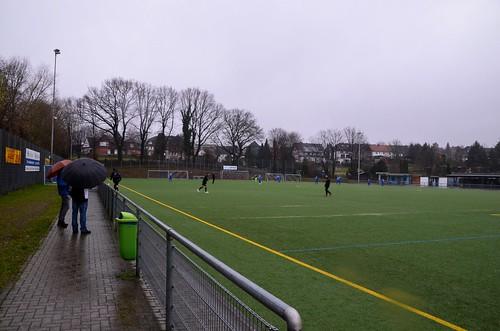 SV Bergfried Leverkusen 3:4 FC Britannia Solingen