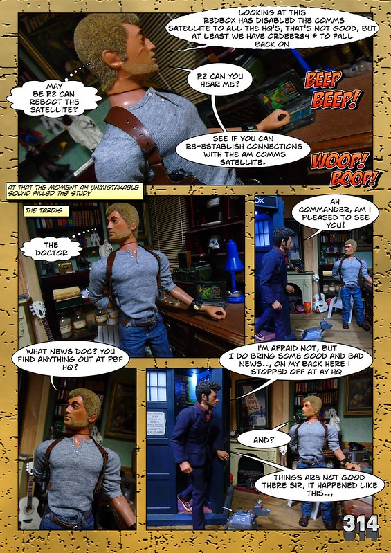 BAM2272 Presents - An Old Face Returns! Chapter Nineteen - Jake's Return 32973907748_683df66a9f_c