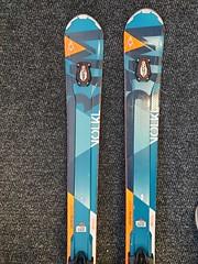 lyže Völkl RTM 86 UVO + Marker iPT WR XL 12 FR D - titulní fotka