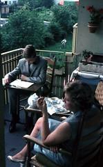 Um 1964 Sonntag in Wiesbaden
