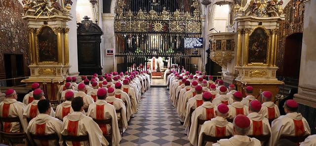 Msza Święta - Rekolekcje Biskupów - Jasna Góra, 20 XI 2018 r.