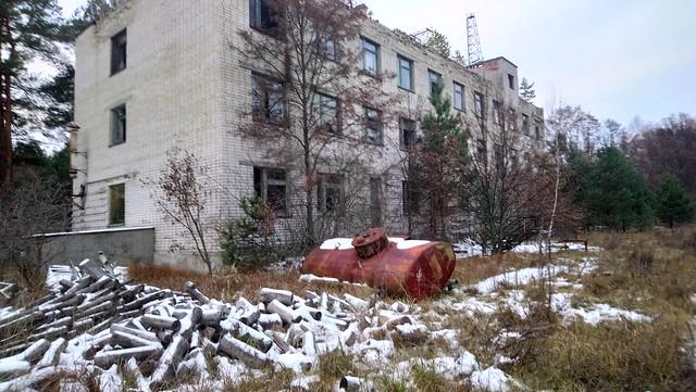 Chernobyl - Ukraine