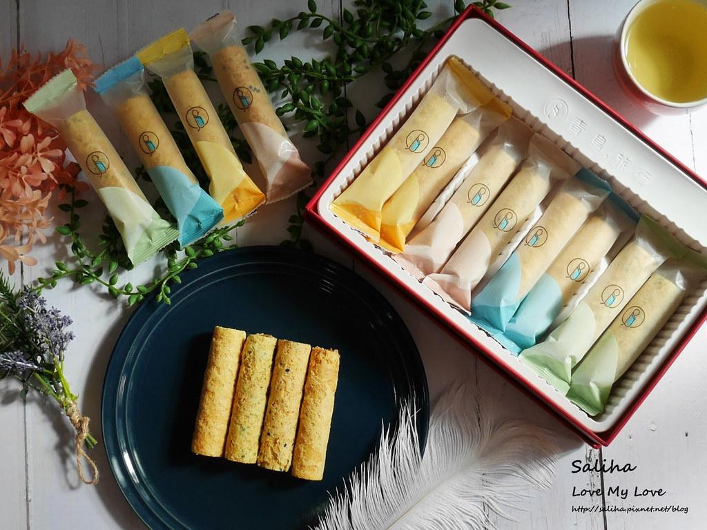台北台中過年過節好吃伴手禮推薦青鳥旅行蛋捲禮盒 (17)