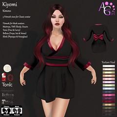 AvaGirl - Kiyomi