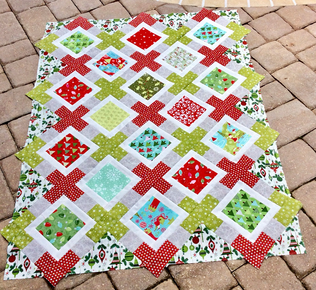 Michele's Olivia Quilt