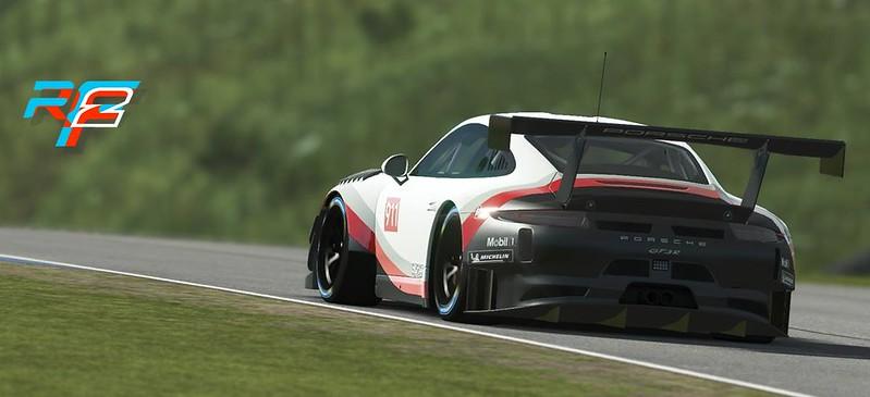 Porsche911 GT3 R rFactor 2