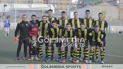 Jornada 17, 3ª División Gº VI Paterna CF - Novelda CF